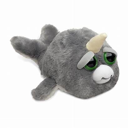 Feisty Pets Narwhal Plush Billy Things Pet
