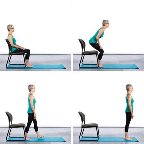 chair sequences for seniors 7 chair poses for better balance