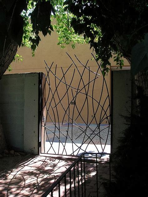 25 best ideas about metal gate designs on