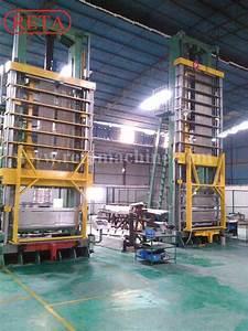 Vertical Expander Machine  Hydraulic Vertical Expander