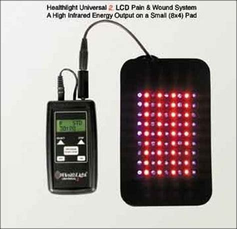 Healthlight™ Infrared Therapy to Introduce a Hand Held