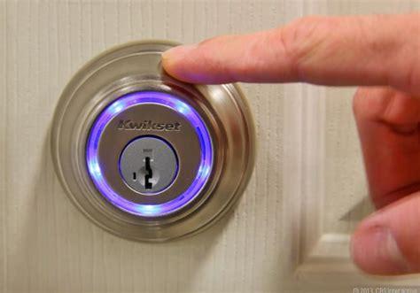 kevo door lock kwikset kevo bluetooth door lock this locks even smarter