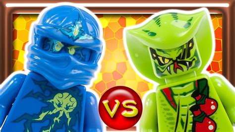 Lego Ninjago Nrg Jay And Kai Zx Build Review 9570 9561