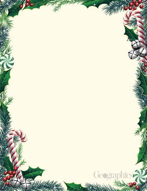 free christmas stationery letterhead paper madinbelgrade