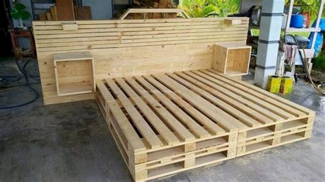stunning diy pallet furniture design ideas  roundecor