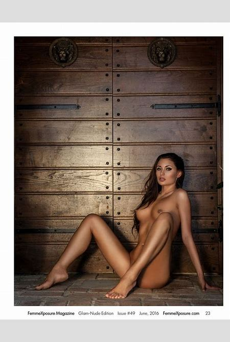 Anna Grigorenko Naked Photoset