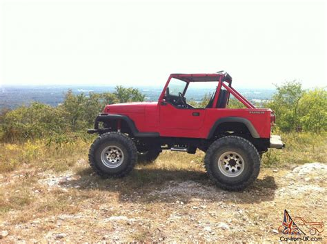 jeep buggy 1989 jeep wrangeler yj rock crawler mud buggy