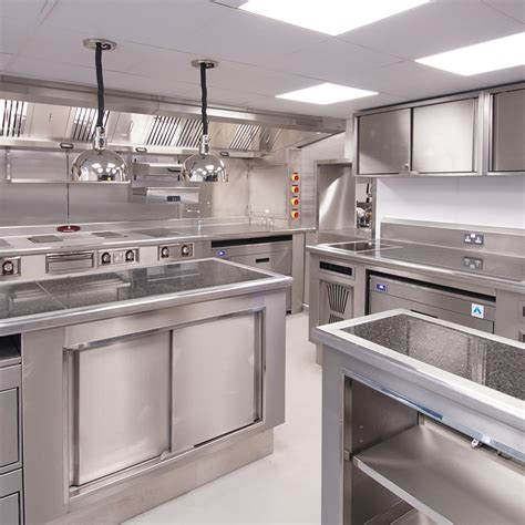 cuisine mobile professionnelle réalisation cuisine professionnelle inox restaurant hôtel ève vaud