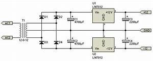 Lm7812 Circuit