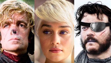 10 Personajes De Juego De Tronos Que Son Diferentes A Los