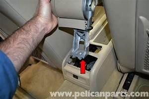 Audi A4 B6 Center Armrest Replacement  2002