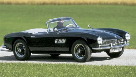 The Top 10 Sports Cars Of The 1950s