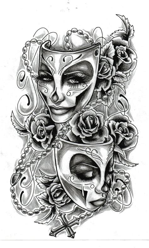 feminine tattoo design  almigh   deviantart