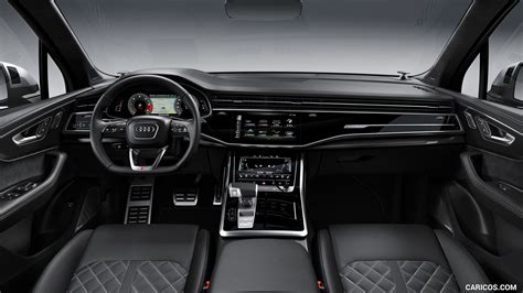 audi sq tdi interior cockpit hd wallpaper