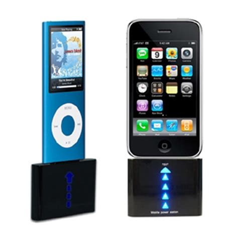 save iphone battery ipod and iphone battery backup power for heavy users