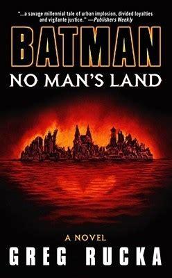 land a novel batman no 39 s land by greg rucka reviews discussion