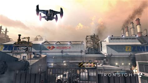 Ironsight Review and Download