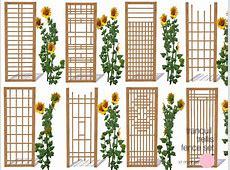 DOT's Tranquil Trellis Fence Set