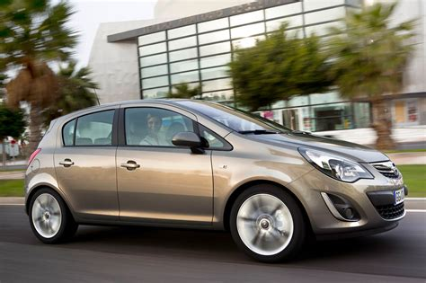 Opel Corsa 1 2 by Opel Corsa 1 2 2014 Technical Specifications Interior