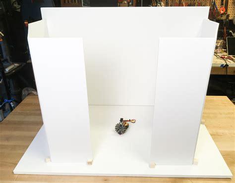 build  photo light box adafruit learning system