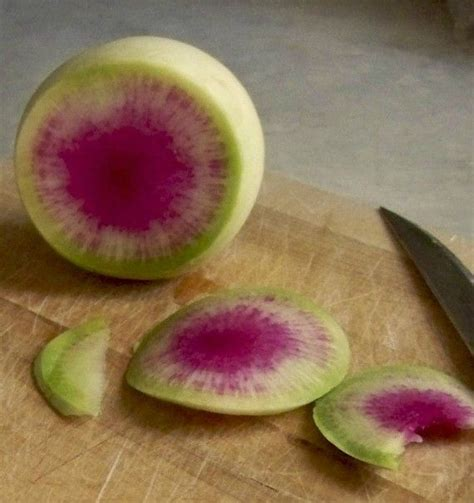 Watermelon Radish Seeds