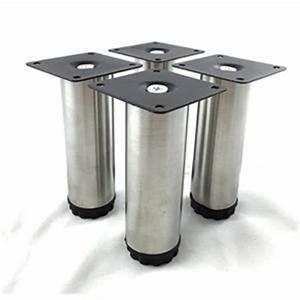 Pied De Meuble Reglable : pied pour meuble reglable achat vente pied pour meuble ~ Dailycaller-alerts.com Idées de Décoration