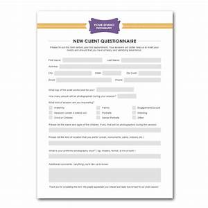 new client questionnaire form mavro pinterest With wedding photography questionnaire pdf