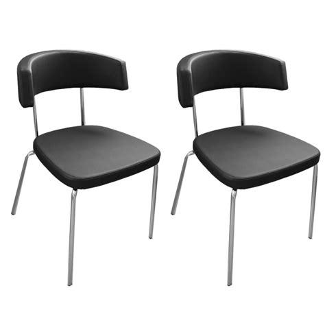 chaise de cuisine pivotante chaise de cuisine design 4pieds acheter chaises design