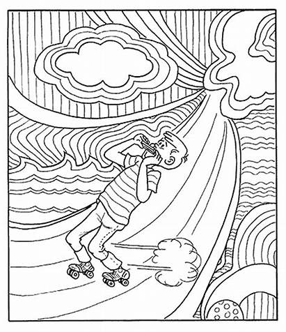 Coloring Pages Colouring Animated 1970 Coloringpages1001 Last