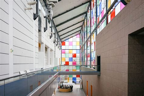 museum of modern strasbourg le sycomore