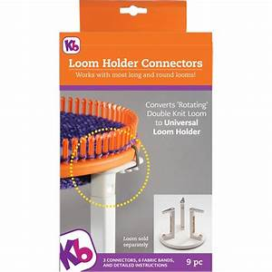 Kb         Loom Holder Connectors  U2013 Mean Mothers Creations