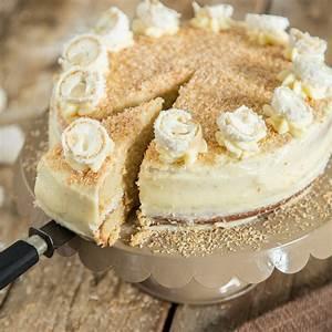 Raffaello Torte selber machen weil eine Kugel nicht reicht