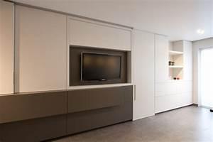 Moderne Tv Wand : realisaties alluur ~ Sanjose-hotels-ca.com Haus und Dekorationen