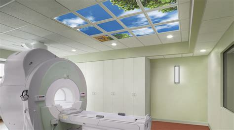 healthcare lighting for mri and imaging suites