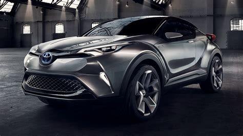 Toyota Hd Picture by 2015 Toyota C Hr Concept Wallpapers And Hd Images Car
