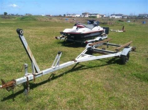 Used Boat Trailers For Sale Houston Tx by Jet Ski Towable Trailer For Sale