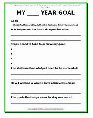 Best goal sheet ideas and images on bing find what youll love goal setting worksheet template ibookread Read Online