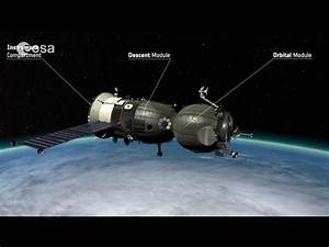Russian Soyuz Capsule - YouTube