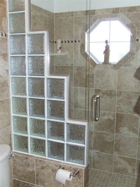 glasbausteine fuer dusche  prima bilder archzinenet