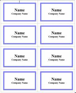 free 3 1 2 x 2 1 4 name badge printer templates lbi35 With 4 x 3 name badge template