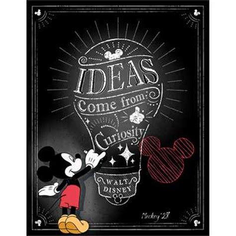 mickey curiosity poster eureka school