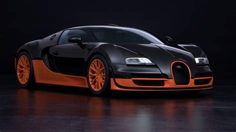 Bugatti Veyron 2016