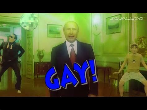 Super Gay Meme - super gay putin original youtube