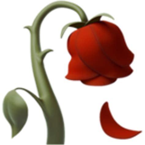 Iphone Emoji Flowers Rose