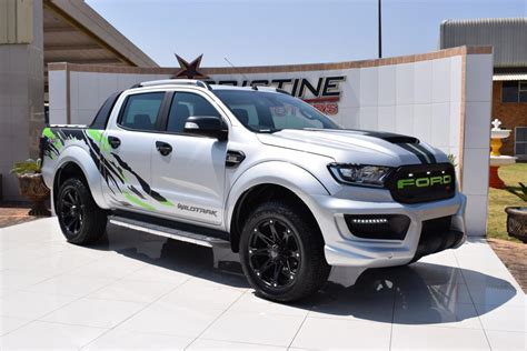 Ford Ranger 2018 by 2018 Ford Ranger 3 2tdci Wildtrack 4x4 Auto Cab