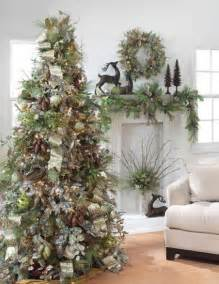 rousseau s fine furniture and decor christmas tree inspirations