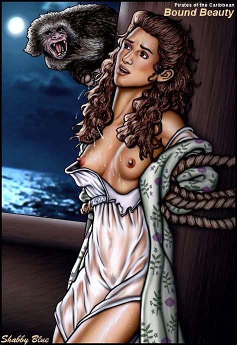 Nackt elizabeth swann Keira Knightley