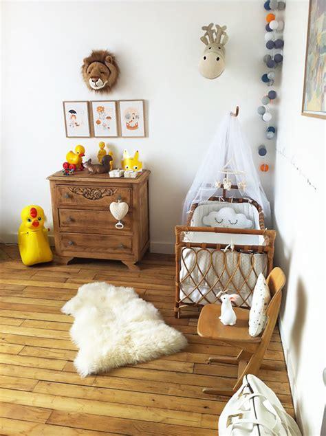 chambre bebe en bois chambre bébé bois mon bébé chéri