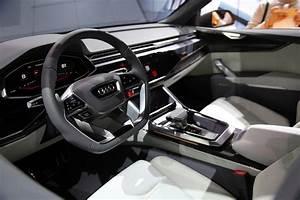 Audi Q8 Interieur : audi q8 sport concept der titan aus ingolstadt ist erwacht ~ Medecine-chirurgie-esthetiques.com Avis de Voitures