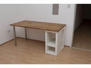 Ikea Schreibtisch Hack : 7 best my ikea hack standing desk images on pinterest ~ Watch28wear.com Haus und Dekorationen